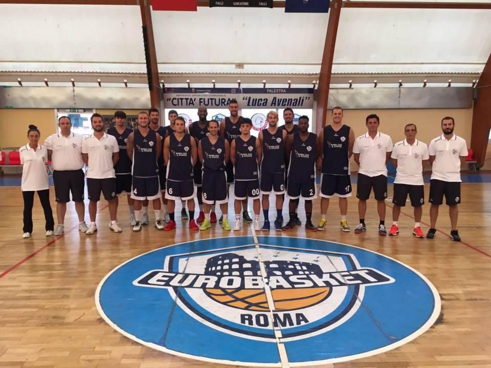 Eurobasket 2016 SerieA2 Precampionato